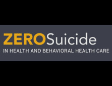 Zero Suicide in Health and Behavioral Health Care logo