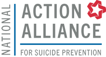 Logo for the National Action Alliance for Suicide Prevention