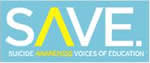 Suicide Awareness Voices of Education (SAVE) logo