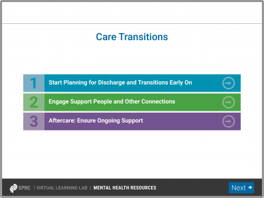 Care Transitions module thumbnail image