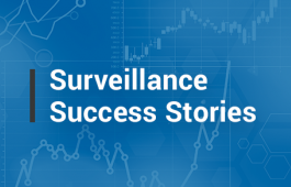 blue banner Surveillance success stories