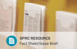 SPRC Fact Sheets